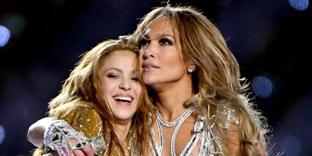 img 1251 - ¡Fin de la guerra! El emotivo momento entre Jennifer Lopez y Shakira que no se vio en televisión - #Noticias