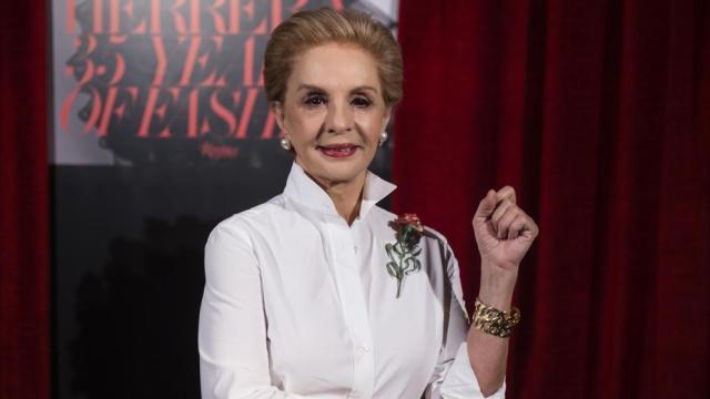 Carolina herrera - Carolina Herrera reveló los errores garrafales que cometen las mujeres al vestirse