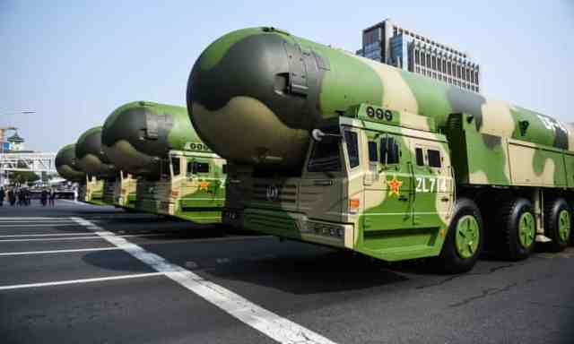 EEUU acusa a China de realizar explosiones nucleares de baja ...