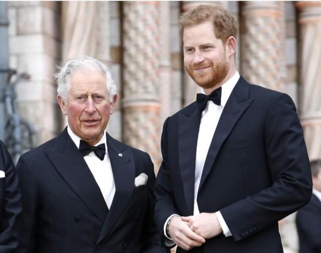 harry - ¡Papá al rescate! El príncipe Carlos cubrirá los gastos del príncipe Harry y su familia