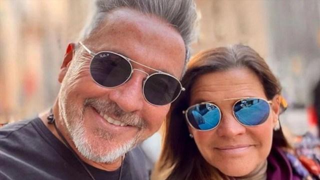 img 4836 - Esposa de Ricardo Montaner despertó la envidia de varias mujeres por esta foto
