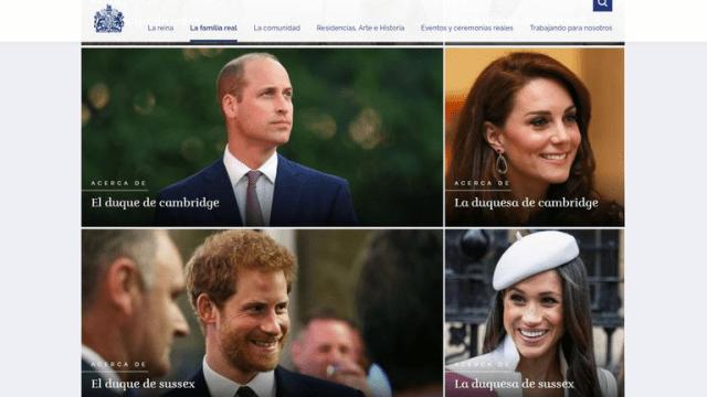 2 - La familia real británica tomó una drástica decisión para separarse aún más de Meghan y Harry