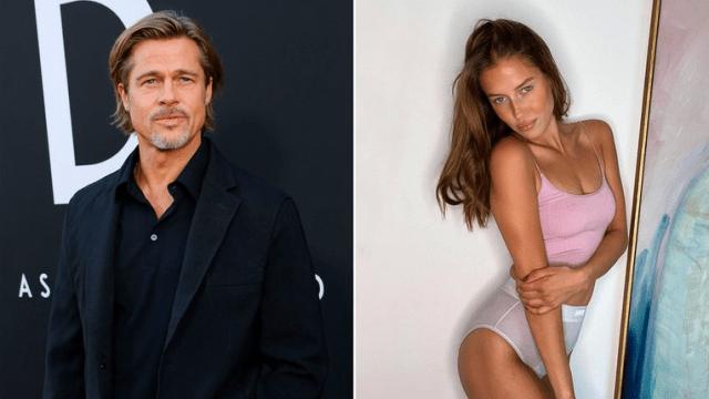 """brad pit y nicle potur - Las candentes """"indirectas"""" de Nicole Poturalski, quien extraña mucho a su novio Brad Pitt (FOTOS)"""