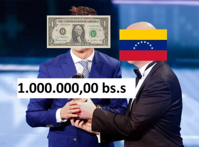 WhatsApp Image 2020 11 23 at 6.52.31 PM 1 - Estos memes no bajarán el dólar rumbo al millón de bolívares, pero sí te harán reír (TUITS)