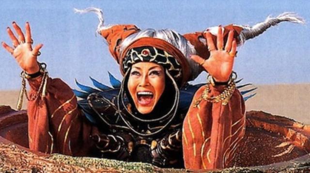 power2 - La maldición de los actores de Power Rangers