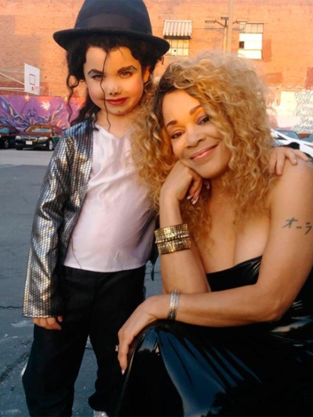 OQ5PHMRF65A7FMYW4SS5ZRYXMY - Qué fue de la vida de Ola Ray, la modelo de Playboy que protagonizó Thriller, el célebre video de Michael Jackson