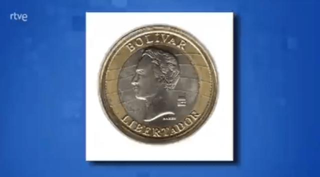 bolivar - ¡Qué pena! El bolívar es reconocido como la moneda más barata del mundo en concurso español (VIDEO)