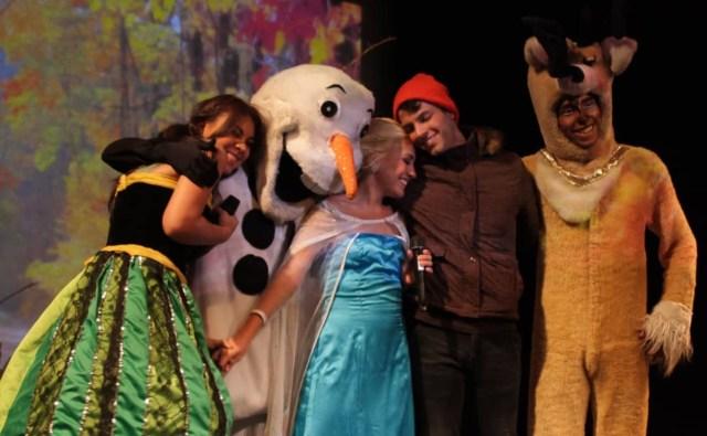 """frozen2 - Siguiendo las medidas de bioseguridad: """"Frozen 2: El Musical"""" se prepara para regresar al teatro"""