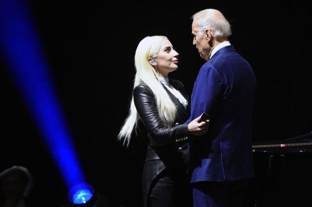 """lady gaga inauguration 75 - El secuestro de los perros de Lady Gaga puede tener """"motivos políticos"""", reveló una fuente policial"""
