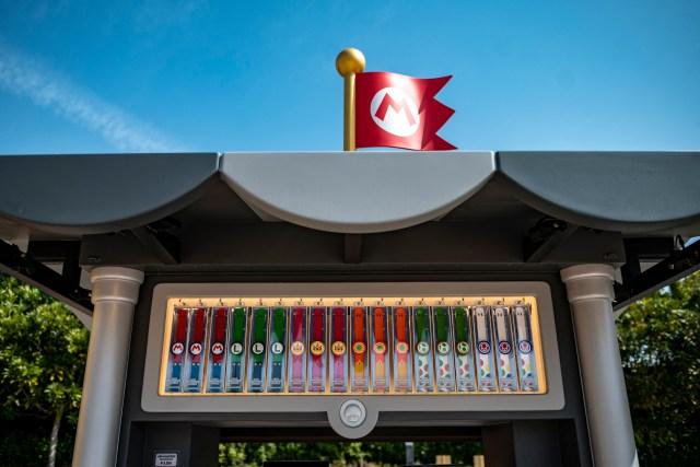 000 96692M - Abre en Japón el primer parque temático de Nintendo (FOTOS)