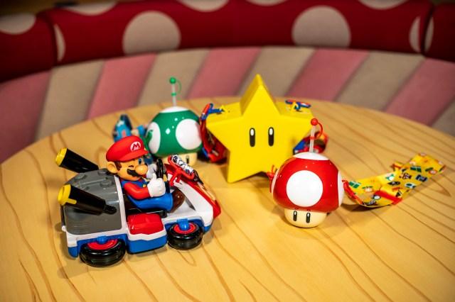 000 96697B - Abre en Japón el primer parque temático de Nintendo (FOTOS)