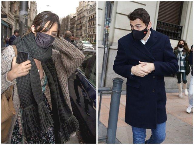 BQ4BGHGHMNHS5DAT7XO277KMDY - Iker Casillas guarda silencio ante anuncios de su ruptura con su esposa Sara Carbonero