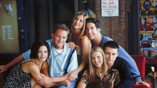 friends 2 - Jennifer Aniston puso fin a los rumores sobre adoptar a una niña con esta revelación