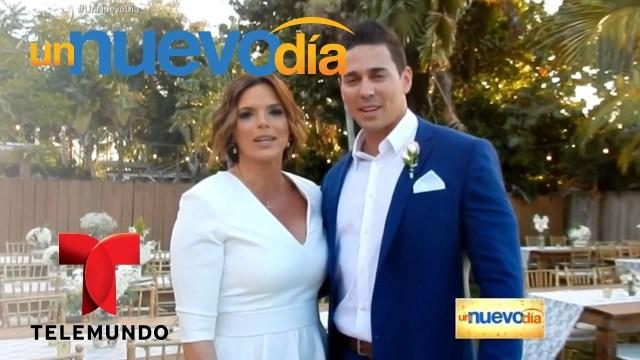 maxresdefault 1 - La conductora Rashel Díaz anuncia que está embarazada a sus 47 años