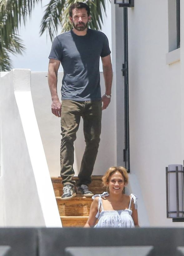 Jennifer Lopez y Ben Affleck 5 - Tras conocer que JLo volvió con Ben Affleck, Alex Rodríguez quiso reconciliarse con su amante