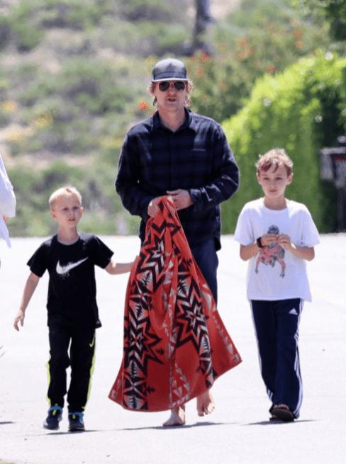 Owen Wilson hijos - El desamor que lo llevó a cortarse las venas y la hija que se niega a querer