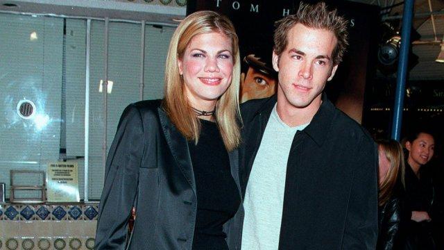 Kristen Johnson y Ryan Reynolds - Ryan Reynolds reveló cómo enamoró a tres mujeres, entre ellas Scarlett Johansson