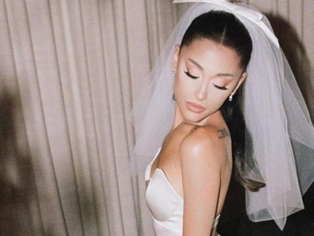 ariana - ¡Siguen llegando los regalos! Ariana Grande se casó y esto fue lo que recibió