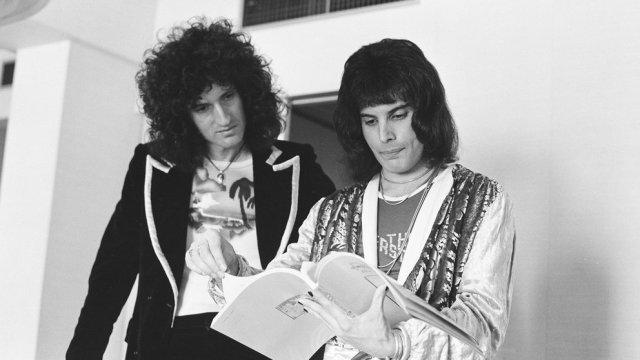 Brian May y Freddie Mercury 2 - La gloria con Queen, la muerte de Freddie Mercury y su lucha con la depresión