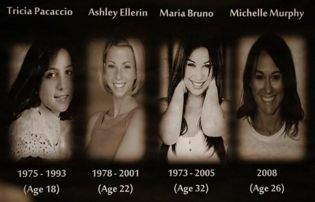 """victimas destripador de hollywood - La noche en la que Ashton Kutcher no pudo salvar a su novia de """"el Destripador de Hollywood"""""""