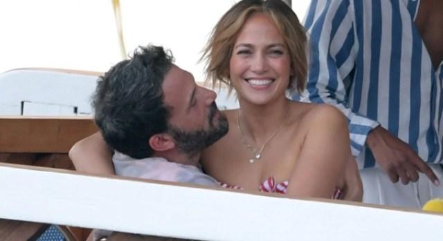 Screenshot 11 1 - Las fotos de las románticas vacaciones de Jennifer Lopez y Ben Affleck en Italia