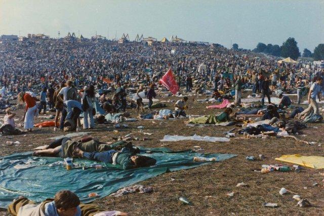 Woodstock 6 - Entre el barro, las drogas y el amor libre: Cómo fue Woodstock, el festival de rock que cambió la historia
