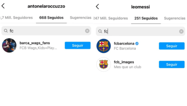 fg - La drástica decisión de Antonela Roccuzzo con el Barcelona tras la marcha de Leo Messi