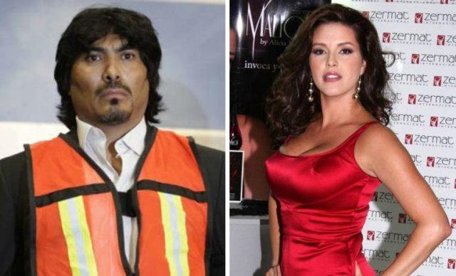 """Alicia Machado y El INDIO - ¡Ay chamo! Alicia Machado habla del padre de su hija, un supuesto """"narcotraficante"""" mexicano (VIDEO)"""