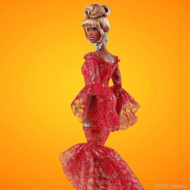 E WzqX7WEAQ3U1z - La ESPECTACULAR Barbie que rinde homenaje a la cantante Celia Cruz (FOTOS)