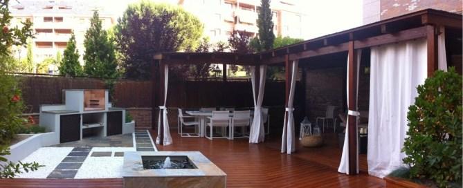 Reforma terrazas jardines