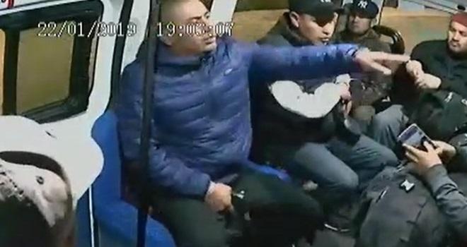 'Váyanse con cuidado', dice sujeto luego de asaltar a pasajeros en Edomex