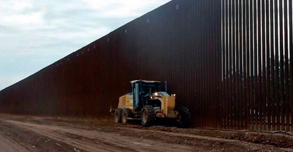 Presume Trump 'muro'