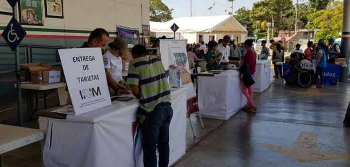 Solicitan entrar a México más de 9 mil migrantes