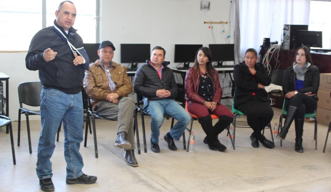 Municipio y Población por la reconstrucción y desarrollo de Baborigame