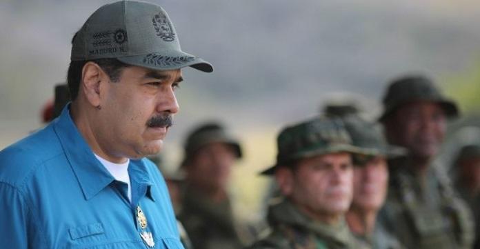 Ofrece EU amnistía a militares que rompan con Maduro