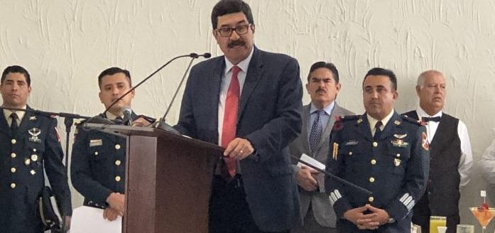 Acepta Corral ante sedena dictamen de guardia nacional