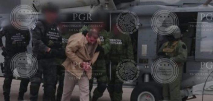 Finaliza suprema corte litigios de El Chapo contra extradición