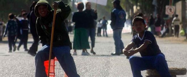 En cuarentena 30 estudiantes de Oaxaca por contraer hepatitis A