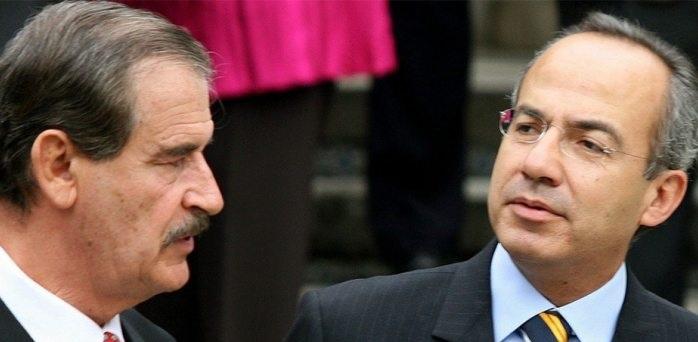 Guardias de seguridad para Fox y Calderón costarán 5 mdp al año