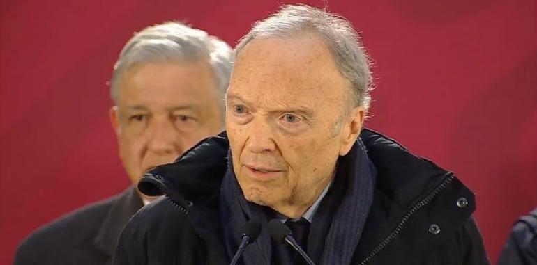 Gertz Manero será la primera baja del gabinete de AMLO