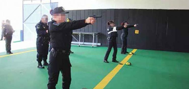 Policías de CDMX pagan 12 millones para no ir a prácticas de tiro