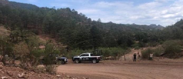 Encuentran ejecutado en Guazaparez