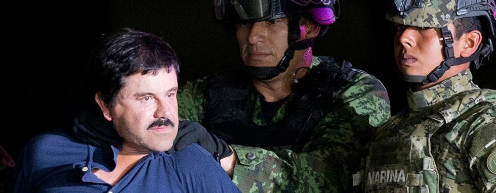 Pide EU confiscar 12 mil 666 mdd a 'El Chapo'