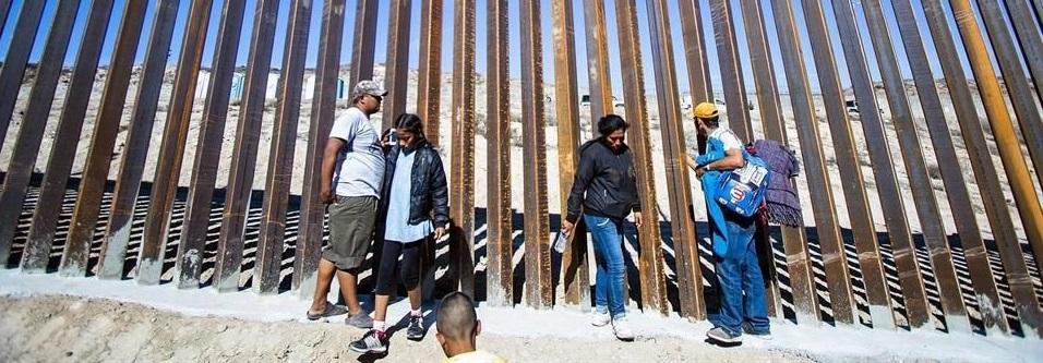 Esperan en México 20 mil que piden asilo a EU