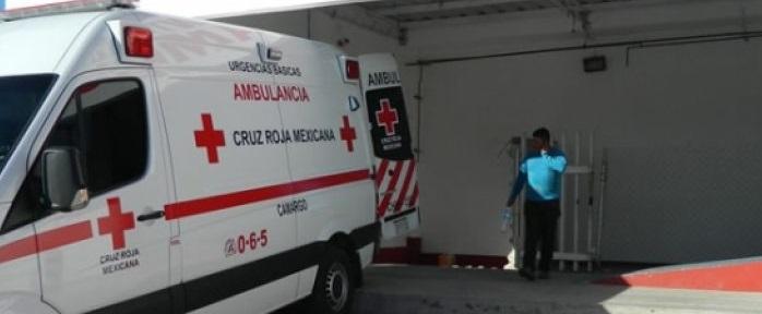 Niño tarahumara se amputa brazo por accidente en Camargo