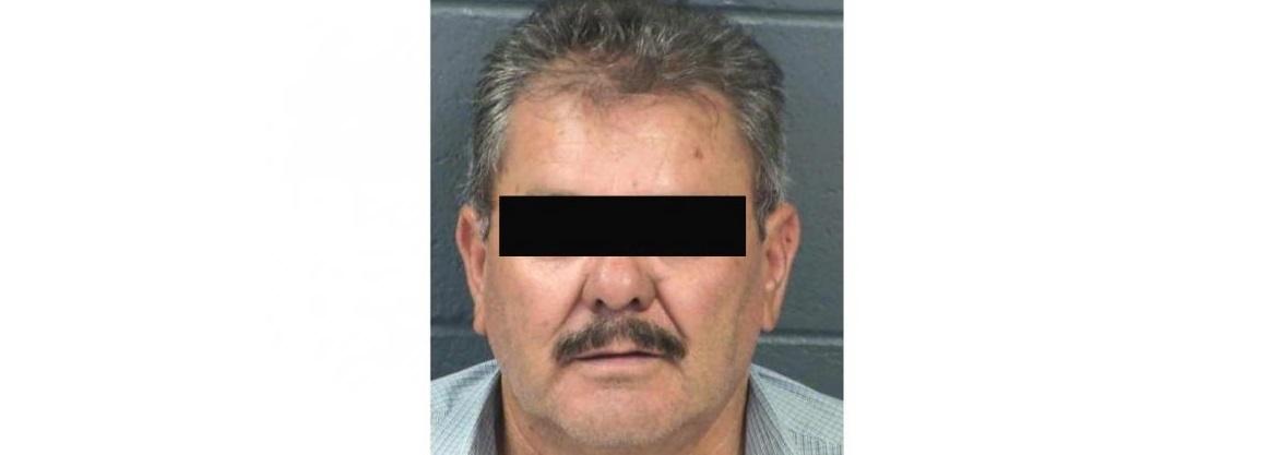 Detienen a ex alcalde de Madera con cocaína en Nuevo México