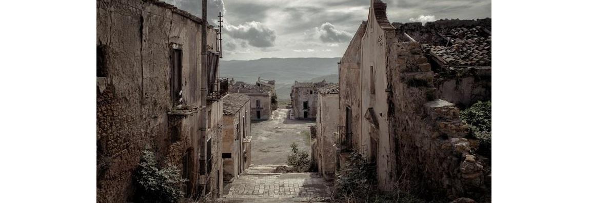 Revivirán pueblo fantasma en Sicilia; será turístico