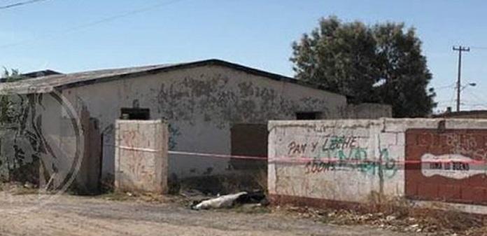 Hallan muerto en finca abandonada en Juárez