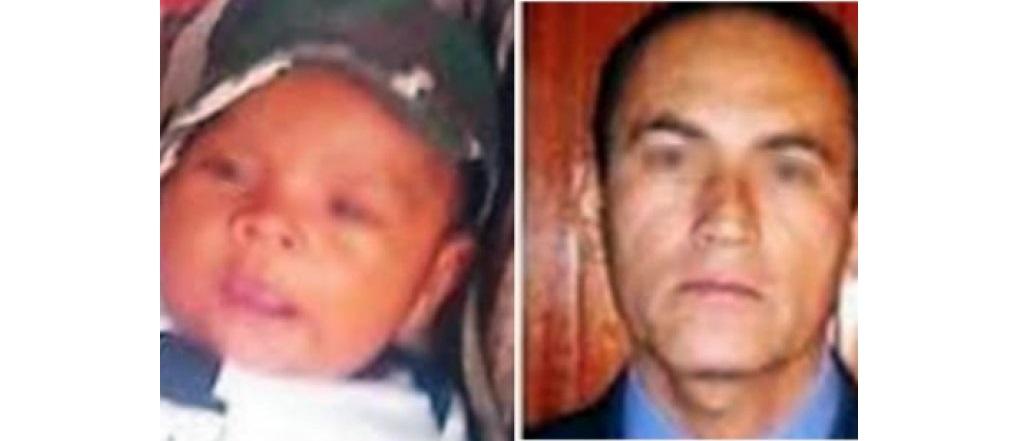 Mata a papá, amarra a mamá y secuestra al bebé; lo buscan