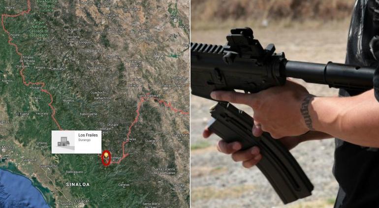 Sicarios muertos por balacera en Durango son de Chihuahua, aseguran